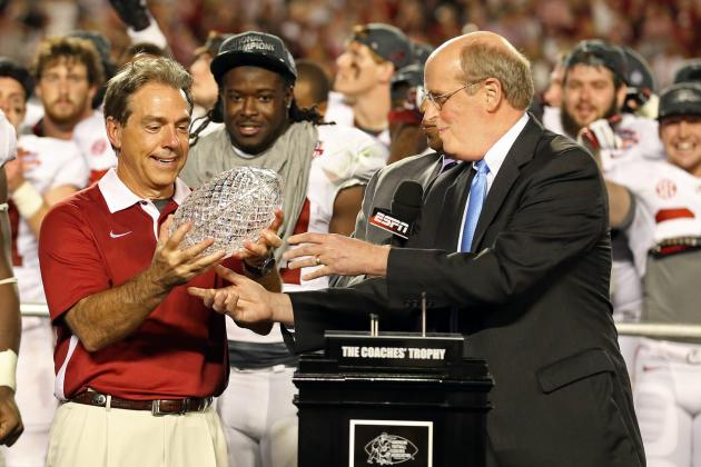 10 Teams Looking at 2013 as BCS or Bust