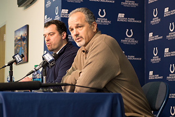 Indianapolis Colts 2013 Mock Draft: Predictions After First Week of Free Agency