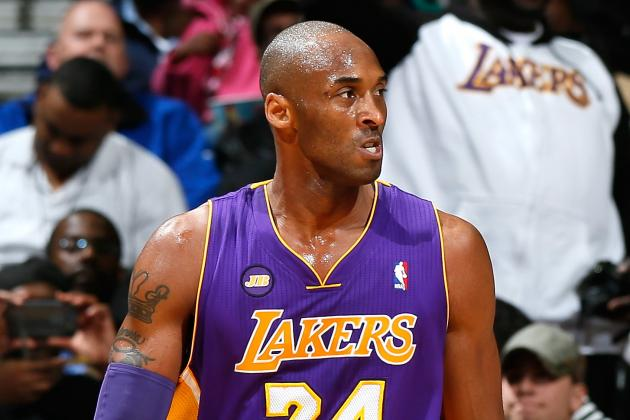 Startling Statistics from L.A. Lakers' Season Thus Far