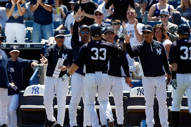 New York Yankees: Bombers Under the Most Pressure the Rest of Spring Training
