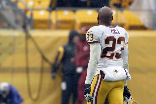 6 Best Options the Washington Redskins Have to Replace DeAngelo Hall