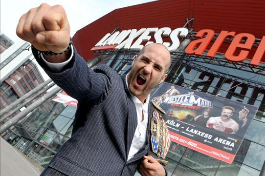 WWE WrestleMania 29: Top 5 Challengers for Antonio Cesaro's United States Title