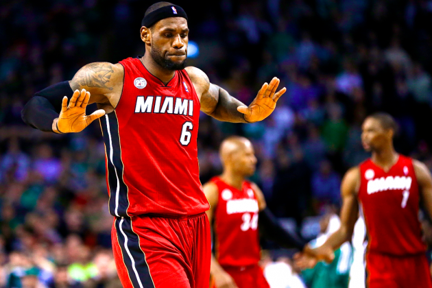 Updated NBA Superstar Rankings: Is LeBron James Untouchable?