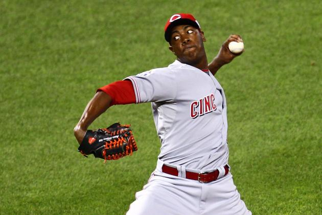 5 Keys to Aroldis Chapman Avoiding Bust Status as a Starting Pitcher