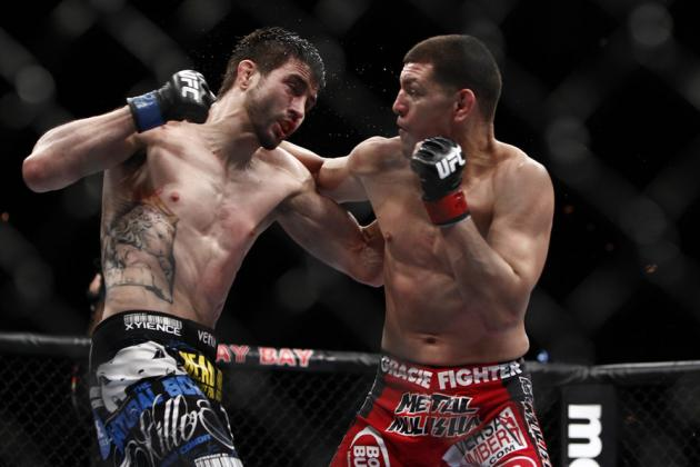 UFC 158 Results: 3 Reasons to Book Diaz vs. Condit 2