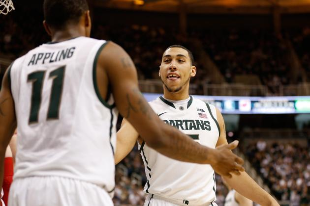 Michigan State Spartans' Blueprint to Win 2013 NCAA Tournament