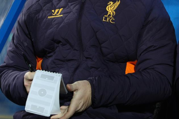 Projecting a Liverpool 2013-14 Starting XI with Summer Signings