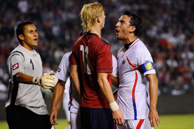 5 Reasons the US Men's National Team Should Fear Costa Rica