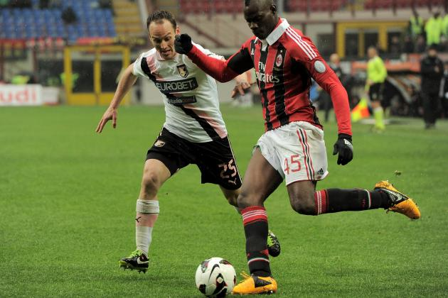 6 Things We Learned from AC Milan vs. Palermo