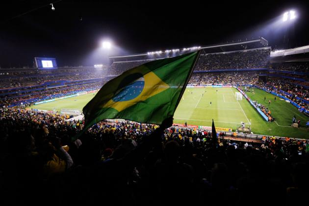 Early Confederations Cup Power Rankings