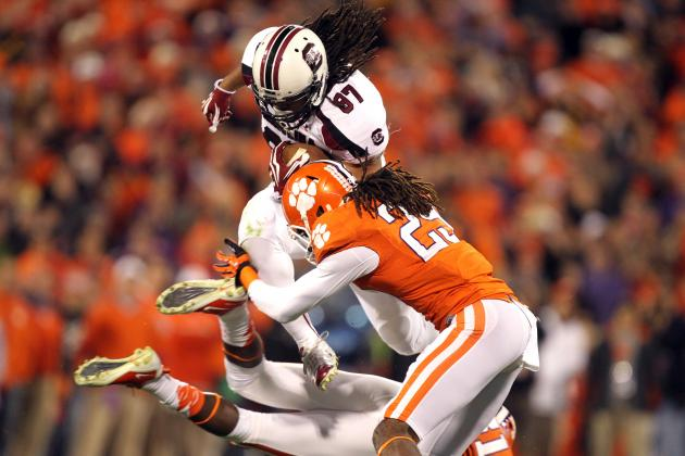 10 Biggest Potential Upsets for the 2013 College Football Season