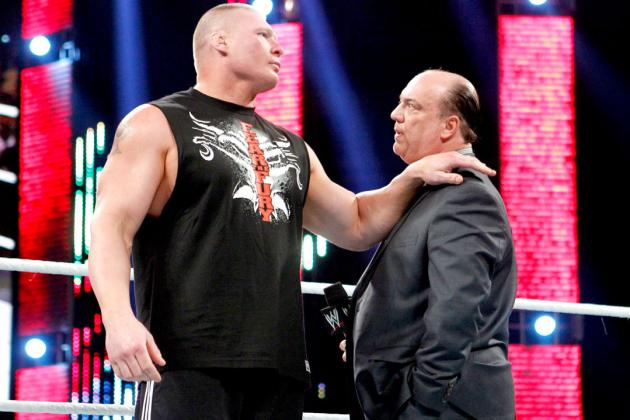 Why Brock Lesnar Is a Perfect Fit at WrestleMania 29