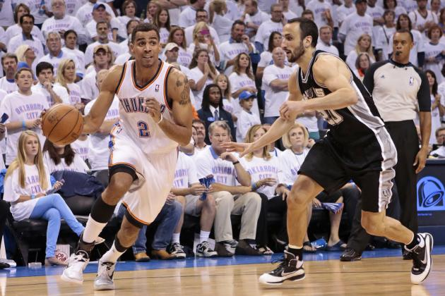 Ranking Most Dangerous Western Conference NBA Playoff Teams