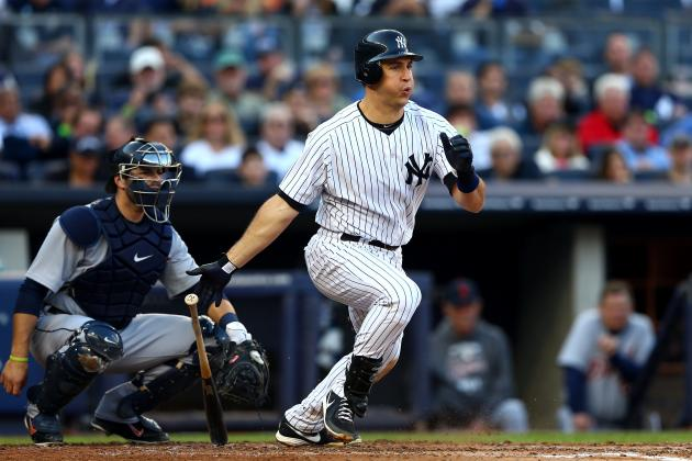 Yankees' Trade Options to Replace Mark Teixeira for the Entire Season