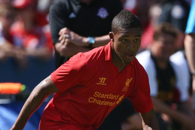 Liverpool Youth Team Players to Watch out for