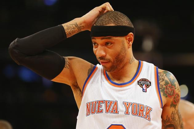 Startling Statistics from New York Knicks' Season Thus Far