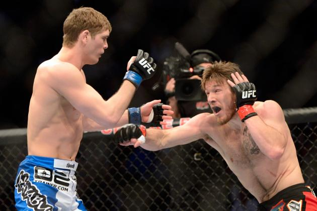 Grading the Fighters That Made Their UFC Debut at UFC 158