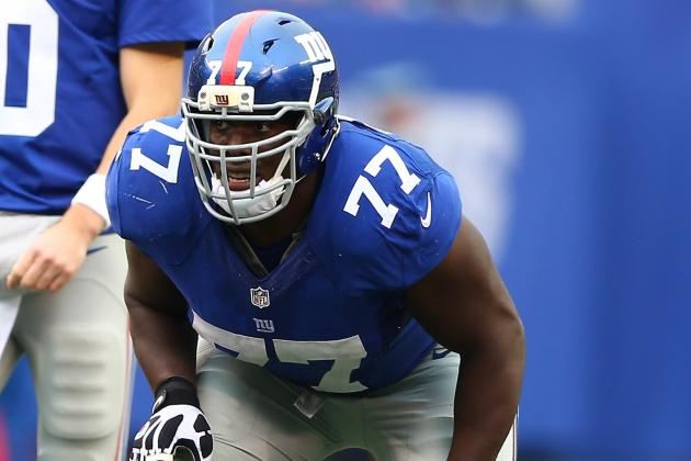 Ranking New York Giants' Remaining Free-Agent Options