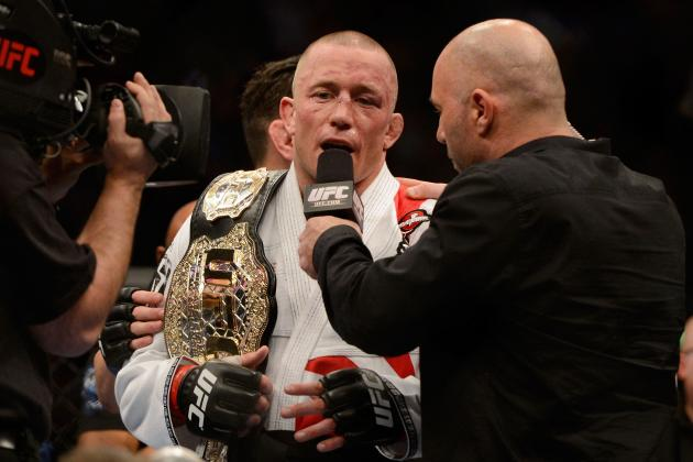 UFC 158: 7 Fights to Make After Georges St-Pierre vs. Nick Diaz