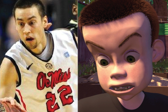 2013 NCAA Tournament Doppelgangers