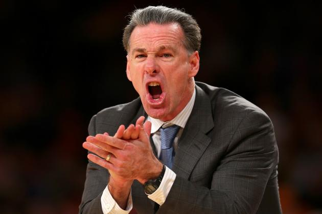 10 Coaches on the Hot Seat Entering 2013 NCAA Tournament