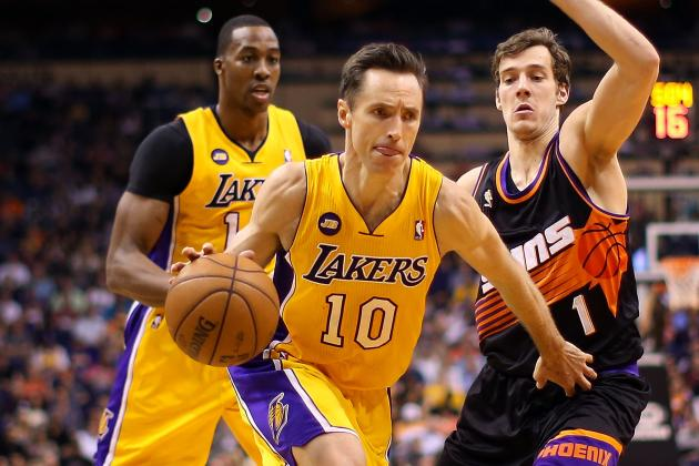 L.A. Lakers vs. Phoenix Suns: Postgame Grades and Analysis for L.A.