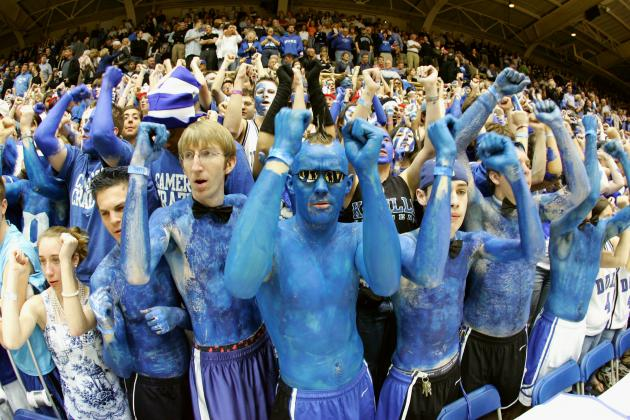 Power Ranking the Top 10 Fanbases in the 2013 NCAA Basketball Tournament
