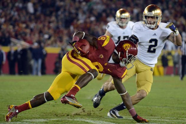 USC Football: Which Quarterback Does Marqise Lee Want to Start?