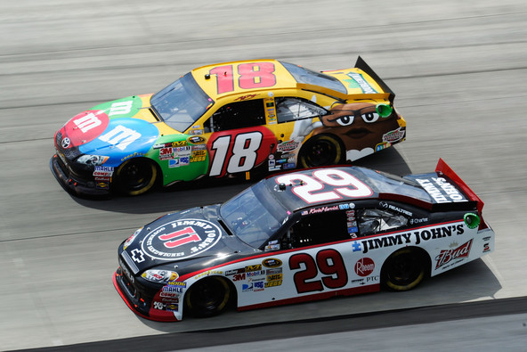 Power Ranking the 20 Most Aggressive Racers in NASCAR History