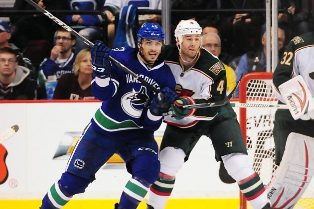 5 Most Important Games Remaining on the Canucks' Schedule