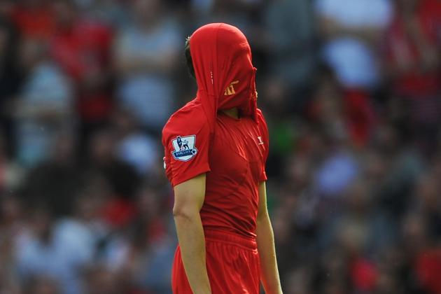 5 Most Overrated Players at Liverpool Football Club