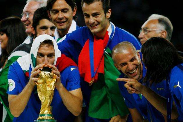 Italy: 5 Reasons to Believe They Can Challenge at World Cup 2014