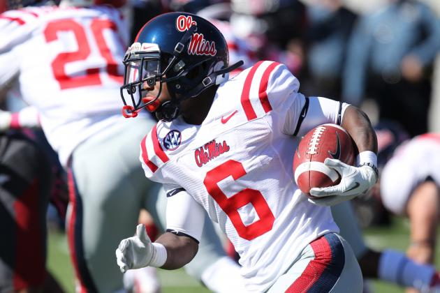 Ole Miss Football: Week 1 Spring Practice Stock Report