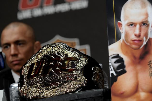 Ranking Georges St-Pierre's UFC Title Defenses