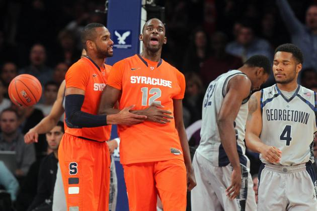 NCAA Tournament Picks: Syracuse Orange vs. Montana Grizzlies