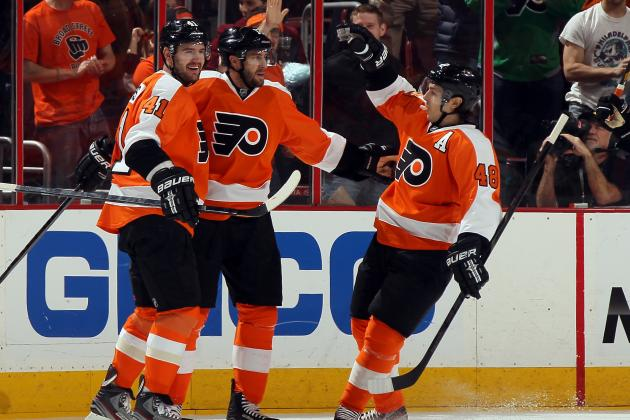 NHL Trade Deadline: 3 Moves Flyers Could Make to Get Back into a Playoff Spot