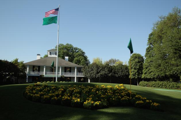 2013 Masters: Ranking Every Hole at Augusta on Difficulty Level