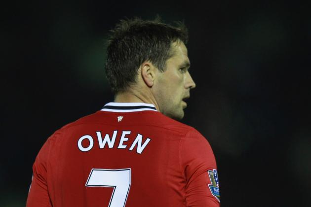 Michael Owen: 10 Simple Steps to Becoming the Next Michael Owen