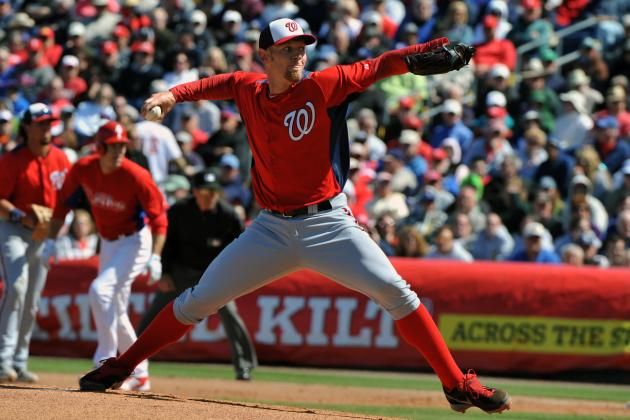 Ranking the Top 10 Cy Young Candidates for the 2013 Season