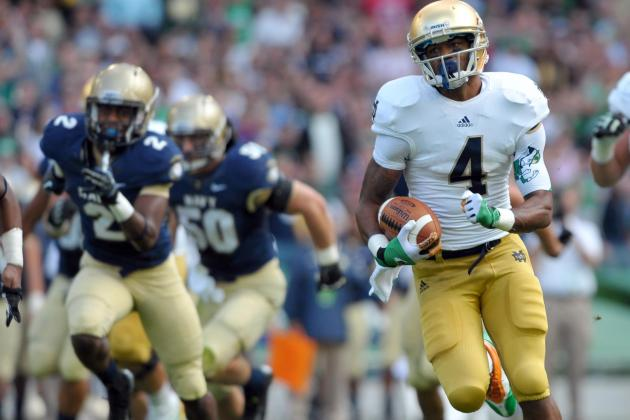 Notre Dame Football: Questions That Still Won't Be Answered in Spring Ball