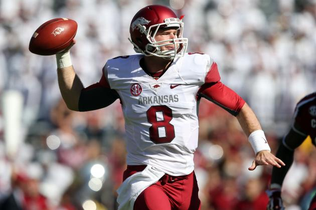 Ranking the Top 10 Quarterbacks in the 2013 NFL Draft and Where They Should Go