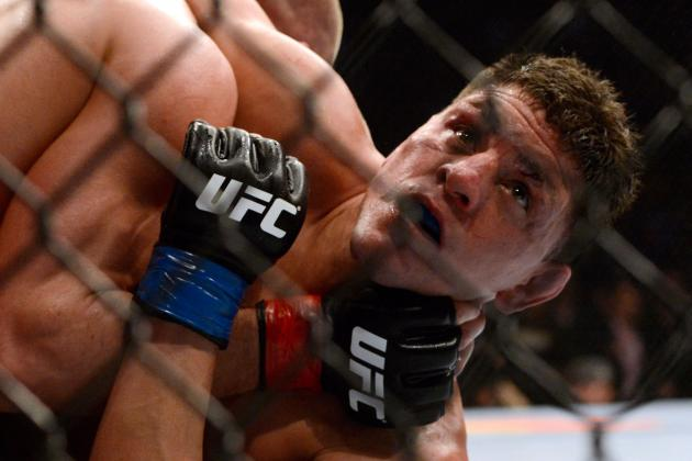 Nick Diaz and the 5 Fighters Who Could Become UFC Champs with Improved Wrestling