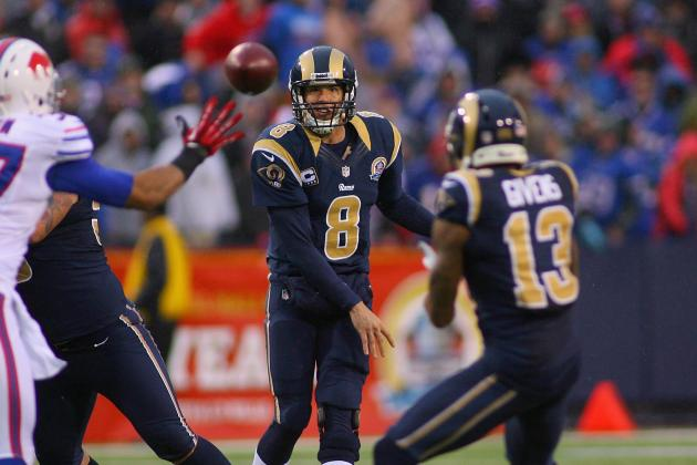 Predicting St. Louis Rams Starting Lineup Post-Week 1 of Free Agency