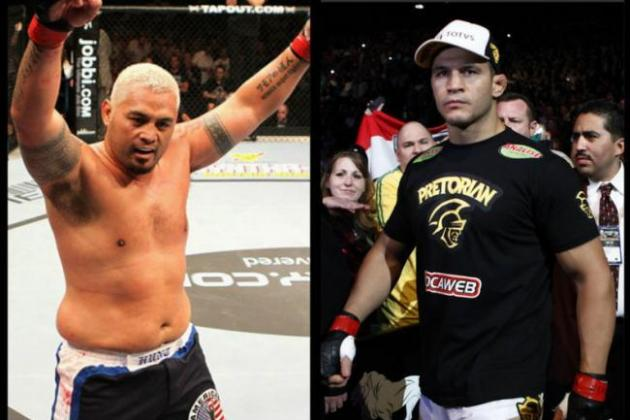Junior Dos Santos vs. Mark Hunt Head-to-Toe Breakdown