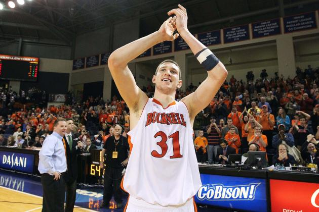 Ranking the Cinderella Hopefuls in the 2013 NCAA Tournament