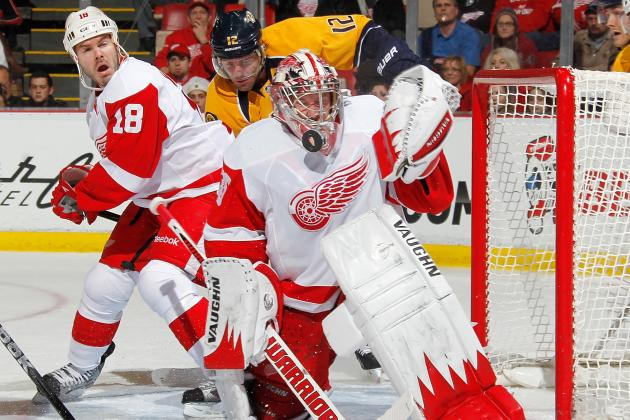 5 Reasons to Believe the Red Wings Finally Have It Together After Rough Start