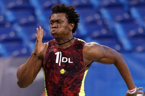 Meet the Fastest Prospects Pound-for-Pound of the 2013 NFL Draft Class
