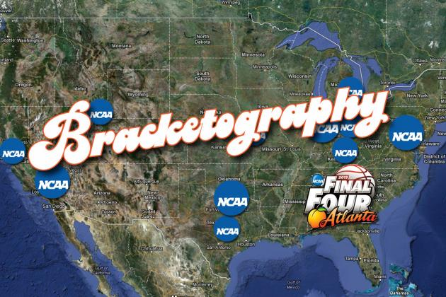Bracketography: The Road to the Final Four for All 68 NCAA Tournament Teams