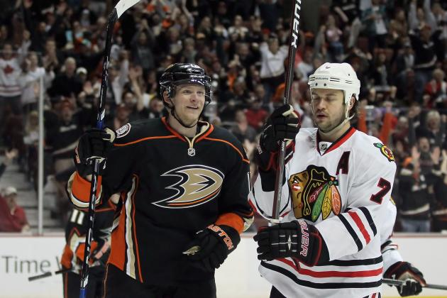 5 Things You Need to Know About Wednesday's Blackhawks vs. Ducks Showdown