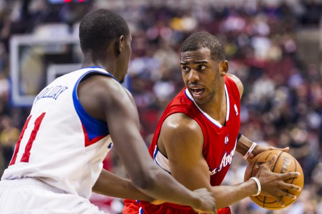 NBA Picks: Philadelphia 76ers vs. Los Angeles Clippers